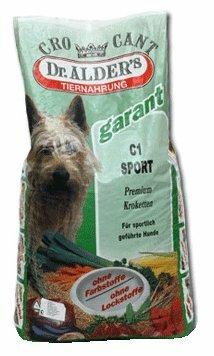 Корм для собак Dr. Alder`s С-1 КРОКАНТ СПОРТ говядина крокеты Для активных собак (18.0 кг)