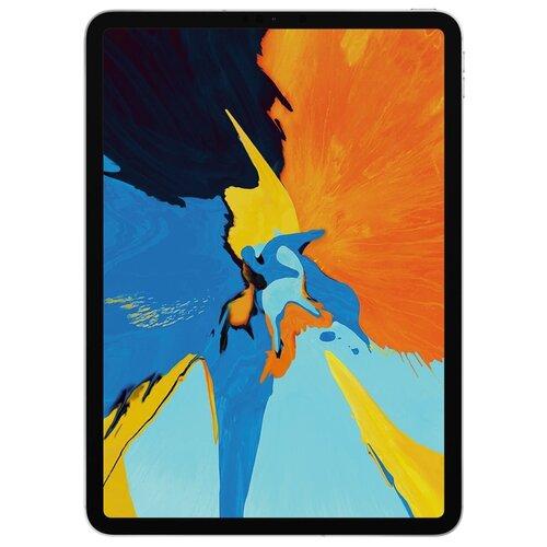 Планшет Apple iPad Pro 11 (2018) 256Gb Wi-Fi + Cellular silver планшет apple ipad mini 2019 wi fi cellular 256gb gold