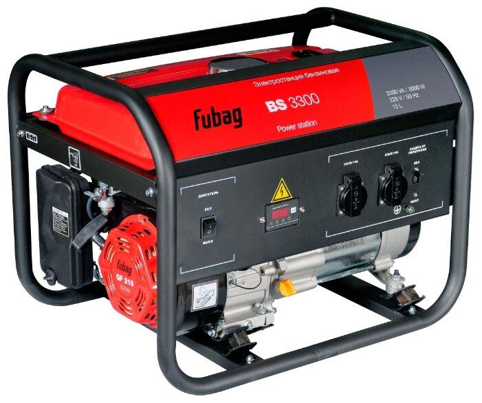 Бензиновый генератор Fubag BS 3300 (838753) (3000
