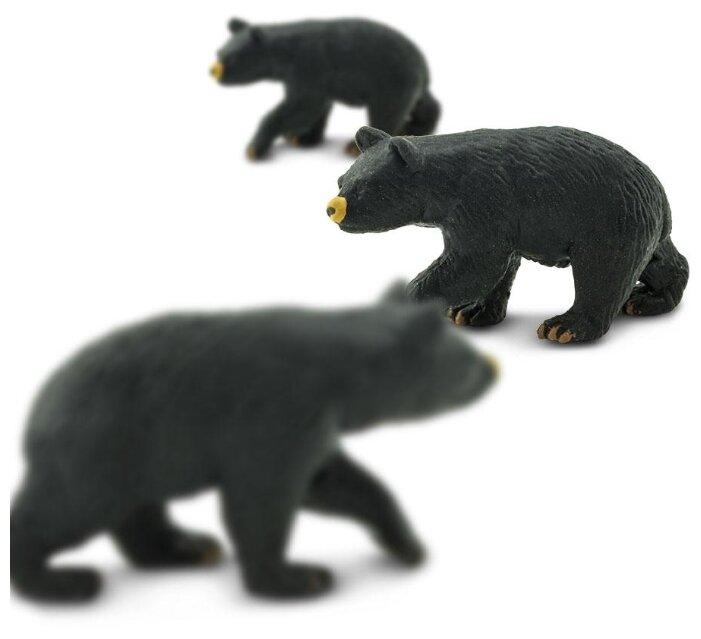 Safari Ltd Черные медведи 343422