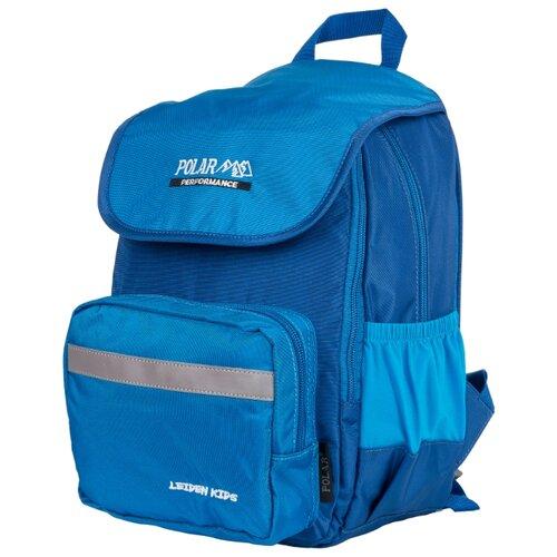 Купить POLAR Рюкзак П2301 синий, Рюкзаки, ранцы