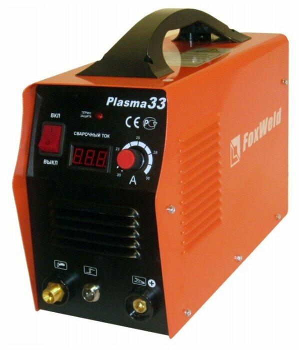 Инвертор для плазменной резки FoxWeld Plasma 33