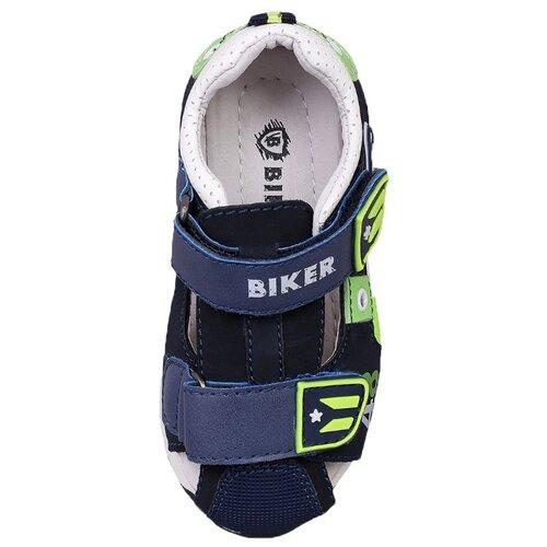 Сандалии Biker размер 25, темно-синийСандалии<br>