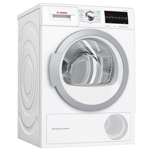 Сушильная машина Bosch WTW85469OE белый сушильная машина bosch wtw85469oe