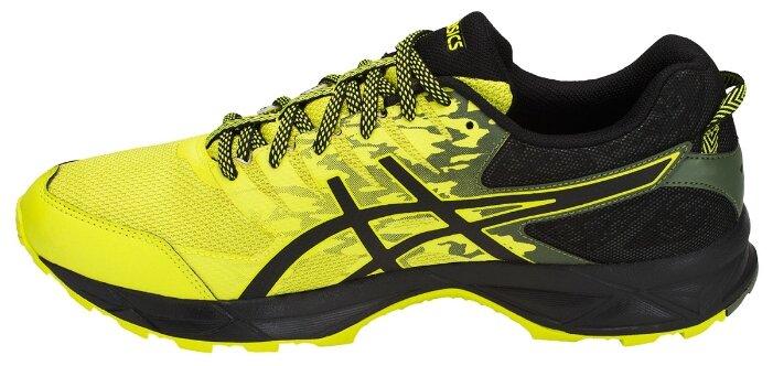 Кроссовки беговые Asics Gel-Sonoma 3 G-TX, черный, 43.5, Для разного уровня, синтетика