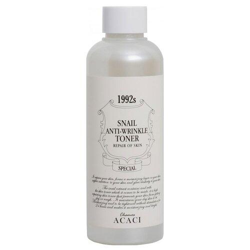 Chamos Тонер с экстрактом слизи улитки Acaci Snail Anti-Wrinkle, 200 мл  - Купить