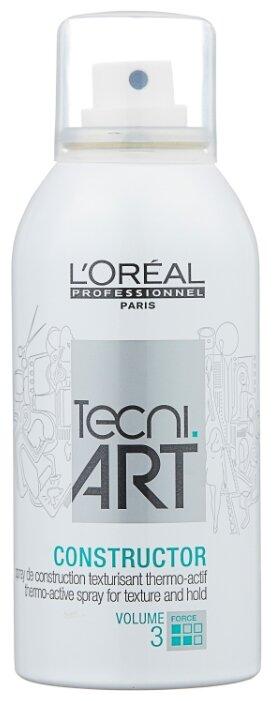 L'Oreal Professionnel Спрей для укладки волос Constructor, средняя фиксация