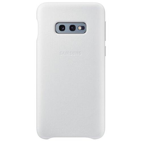 Чехол Samsung EF-VG970 для Samsung Galaxy S10e белый