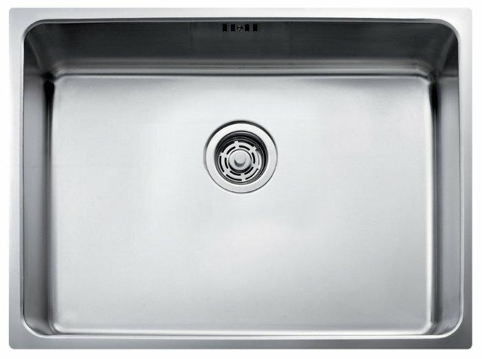 Интегрированная кухонная мойка TEKA BEF 52.38 F 56.6х42.6см нержавеющая сталь