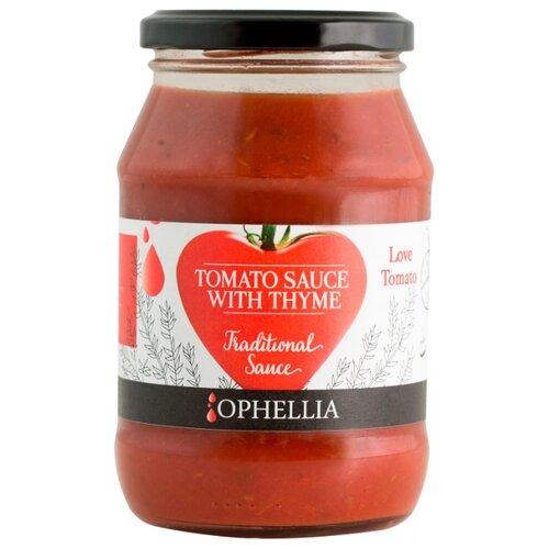 Соус Ophellia Томатный с тимьяном, 420 г unidan соус томатный с хреном 500 г