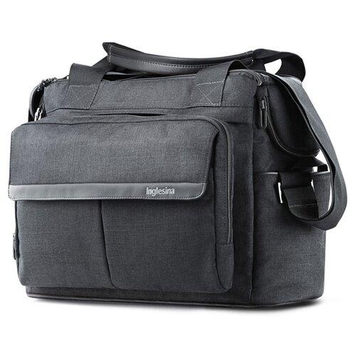 Купить Сумка Inglesina Dual Bag mystic black, Сумки для мам
