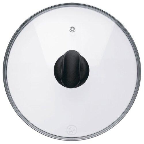 Крышка Rondell Weller RDA-125 (20 см) прозрачный/черный стеклянная крышка rondell rda 125 weller