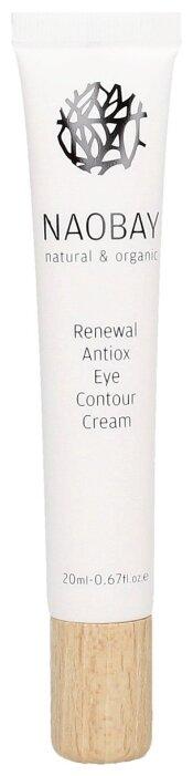 Naobay Крем для кожи вокруг глаз Renewal Antiox Eye Contour Cream