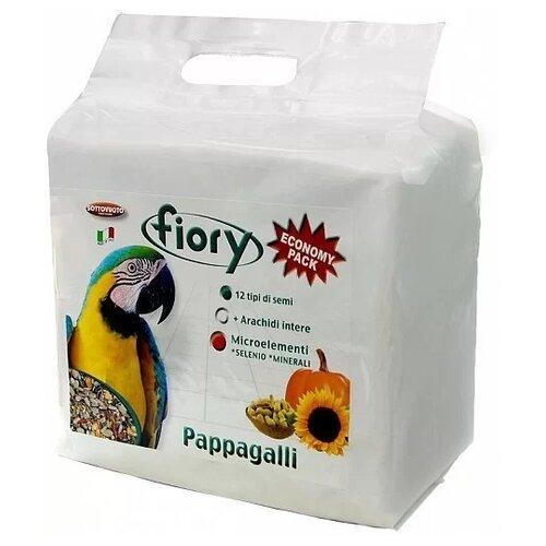 Fiory корм Pappagalli для крупных попугаев 2800 г