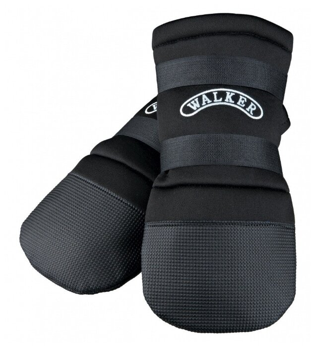 Ботинки для собак TRIXIE Walker Care Protective, 2 шт XXXL