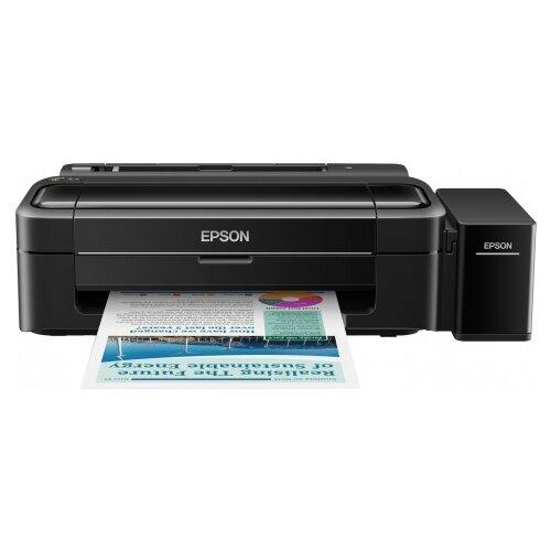 Принтер Epson L312 черный
