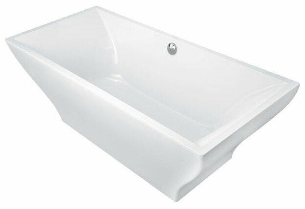 Ванна отдельностоящая Villeroy & Boch LA BELLE 180x80 UBQ180LAB2PDV-01 медь