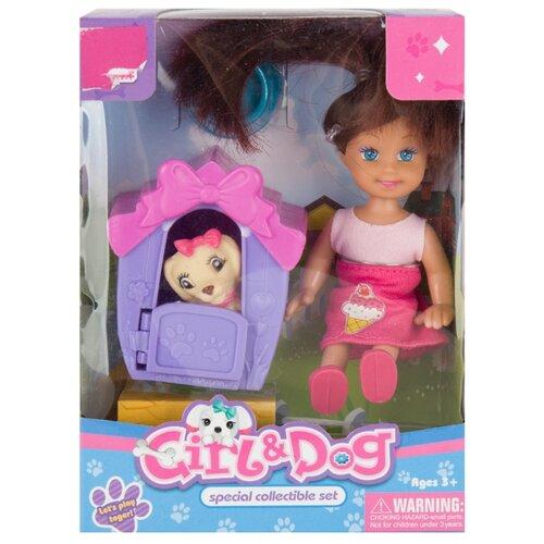 Кукла Игруша с аксессуарами, 11 см, i-k899-20 машины игруша машина i wj950 12 i 2220 i wj950 9