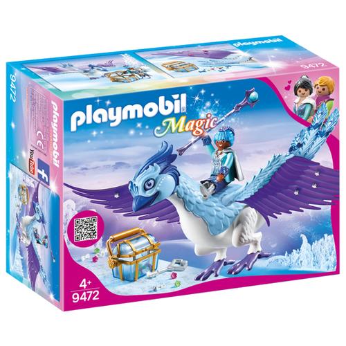Фото - Конструктор Playmobil Magic 9472 Блистательный Феникс playmobil® конструктор playmobil охотник за привидениями