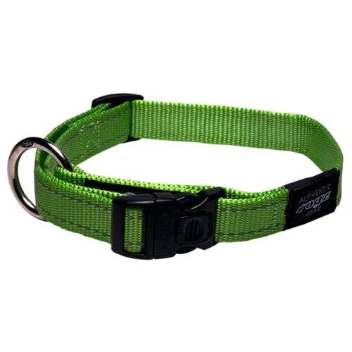Ошейник Rogz Utility XL (HB05) 43-70 см зеленый