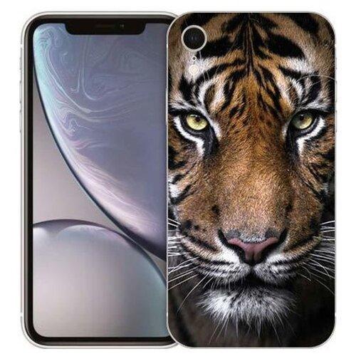 Чехол Gosso 728886 для Apple iPhone Xr тигрЧехлы<br>
