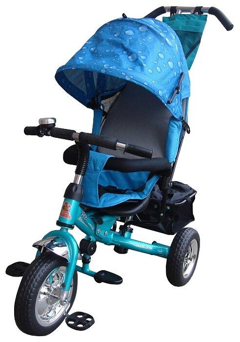 Трехколесный велосипед Lexustrike MS-0521 Next Pro