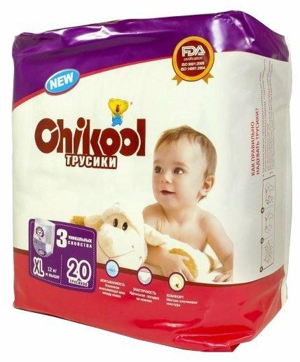 Chikool трусики XL (12+ кг) 20 шт.