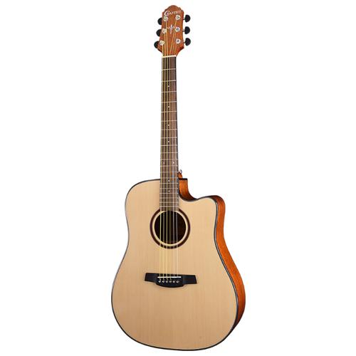 Электроакустическая гитара Crafter HD-250CE/N гитара электроакустическая enya em x1eq