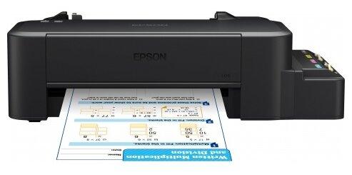 Принтер EPSON InkJet L120 USB Black