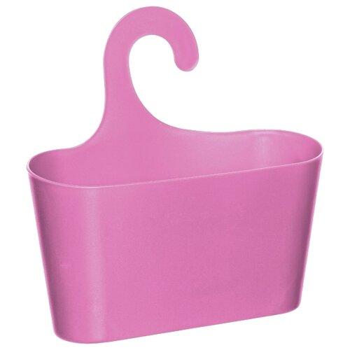 Stardis Подвесная корзина универсальная 26х26х9 см розовый
