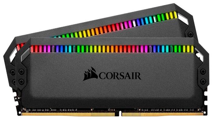 Оперативная память 16 ГБ 2 шт. Corsair CMT32GX4M2C3200C16