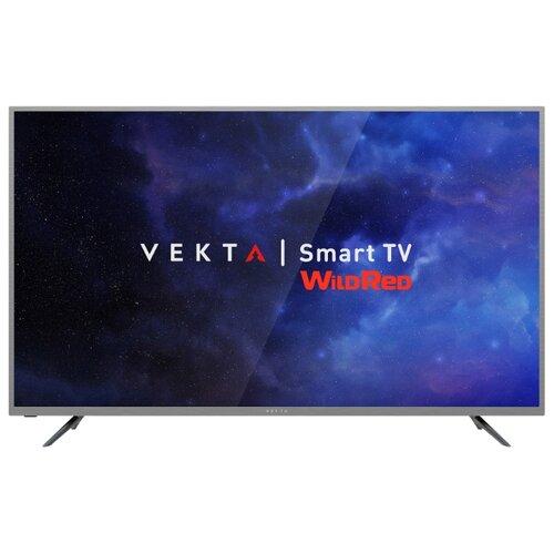 """Телевизор VEKTA LD-50SU8731SS 50"""" (2019) серый"""
