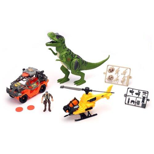 Игровой набор Chap Mei Большая охота на Тираннозавра 542054Игровые наборы и фигурки<br>