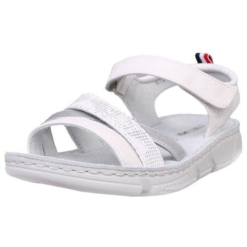 Сандалии T.Taccardi размер 34, белыйБосоножки, сандалии<br>