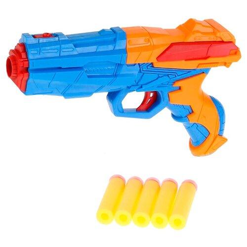 Купить Бластер Играем вместе (B1526069-R), Игрушечное оружие и бластеры
