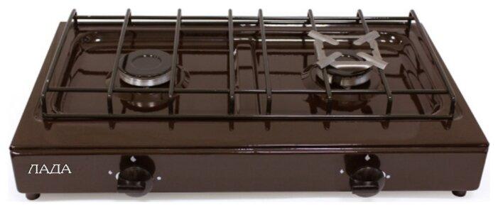 Газовая плита Лада 1217 Br — купить по выгодной цене на Яндекс.Маркете