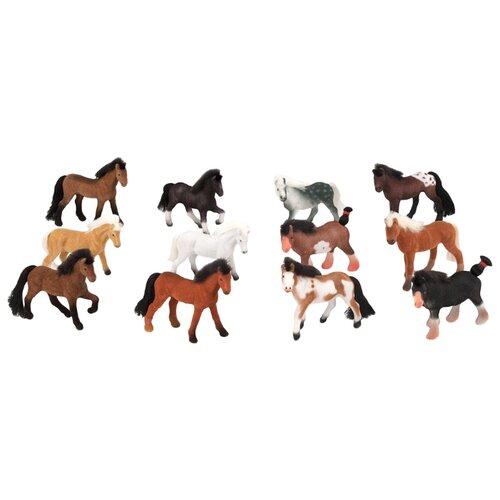 Фигурки Melissa & Doug Pasture Pals Collectible Horses 592 фигурки melissa