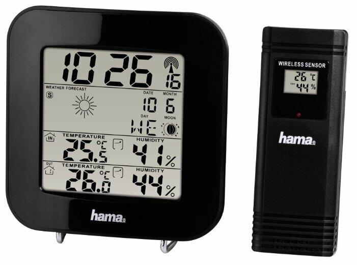 Метеостанция HAMA EWS-200 фото 1
