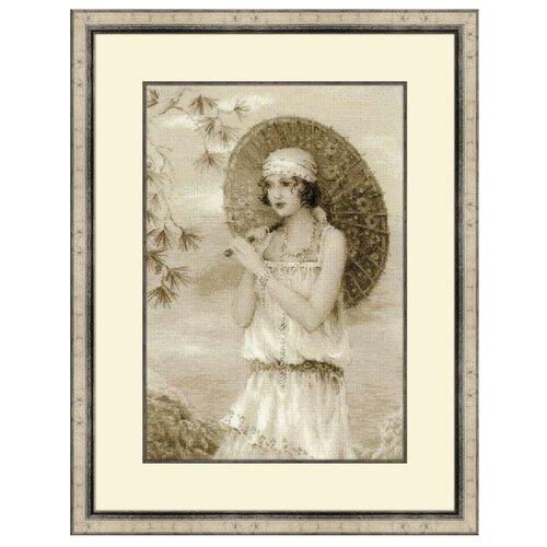 Риолис Набор для вышивания крестом Старая фотография. ривьера 26 x 38 (1434)Наборы для вышивания<br>