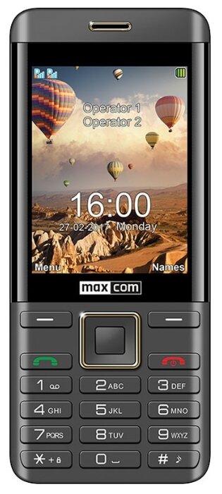 MaxCom Телефон MaxCom MM236