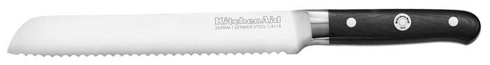 KitchenAid Нож для хлеба 20 см