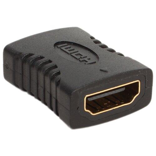 Купить Переходник VCOM HDMI - HDMI (CA313) черный