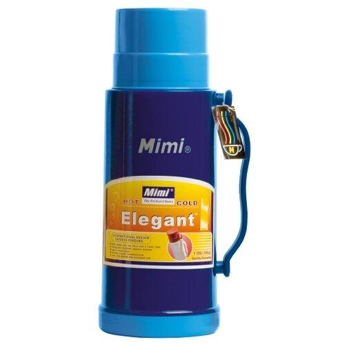 Классический термос Mimi Elegant (1 л) синий