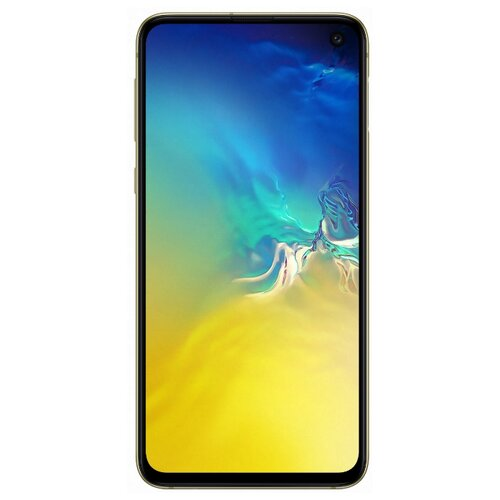 Смартфон Samsung Galaxy S10e 6/128GB цитрус (SM-G970FZYDSER) смартфон samsung galaxy s10e 128gb аквамарин