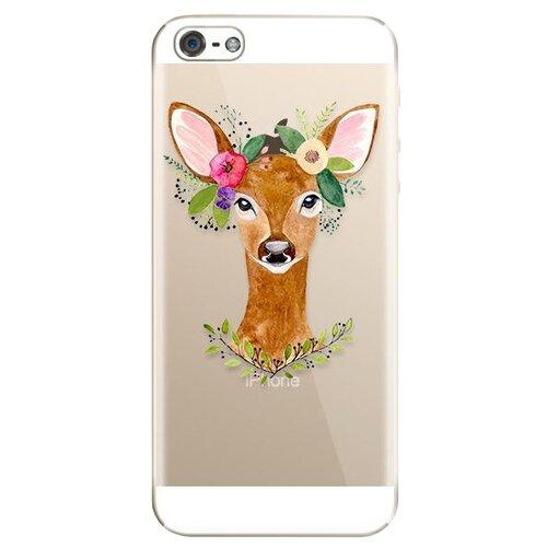 Купить Чехол-накладка UVOO U002560APP для Apple iPhone 5/iPhone 5S/iPhone SE