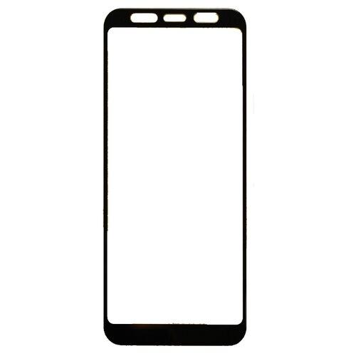 Защитное стекло Akami Fullscreen full glue для Samsung Galaxy J6 Plus черныйЗащитные пленки и стекла<br>