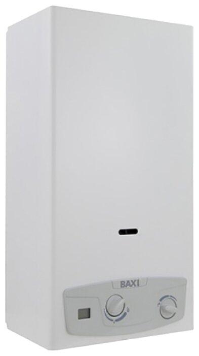 Проточный газовый водонагреватель BAXI SIG-2 14i — купить по выгодной цене на Яндекс.Маркете