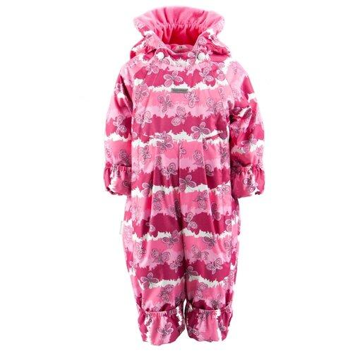 Купить Комбинезон KERRY HAPPY K19003 размер 80, 1999 розовый, Теплые комбинезоны