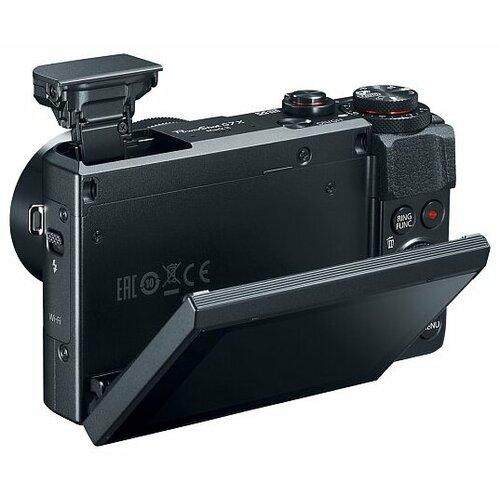 Фото - Фотоаппарат Canon PowerShot G7X Mark II черный фотоаппарат