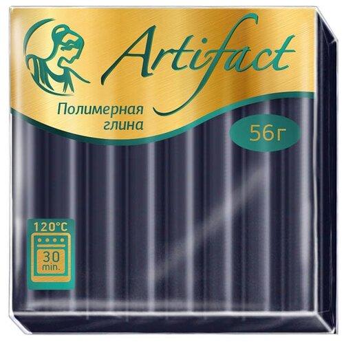 Полимерная глина Artifact Metallic графит (692) 56 г.